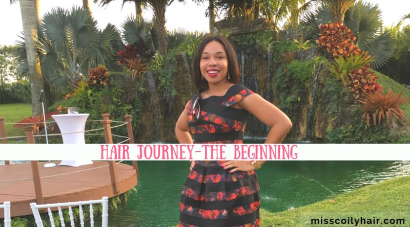 Hair journey-the beginning| misscoilyhair.com