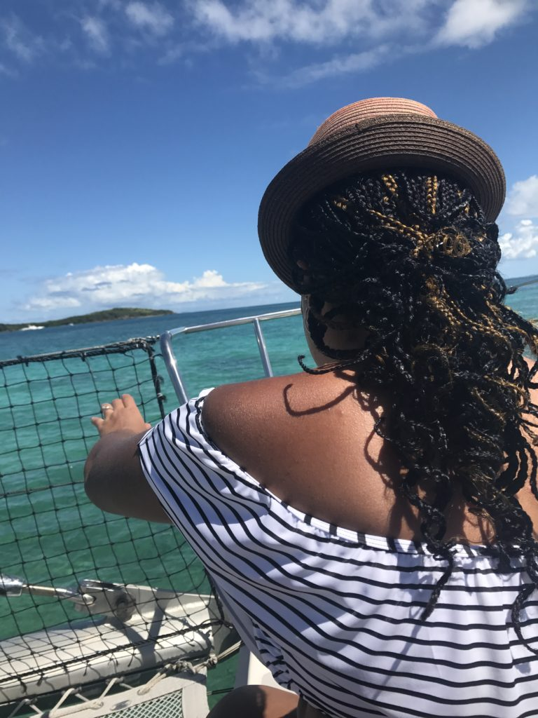 The Best Vacation Hairstyle|misscoilyhair.com