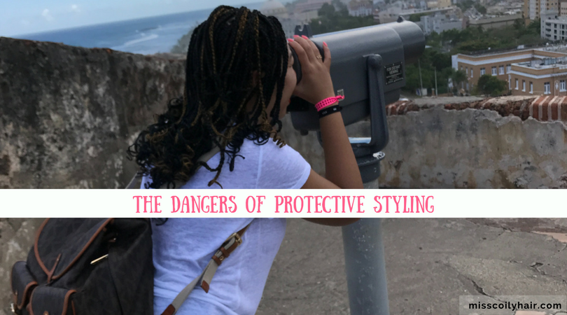 The Dangers Of Protective Styling