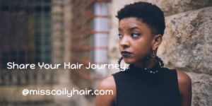 Share your natural hair journey