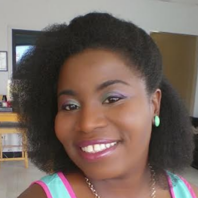Natural hair queen Kerone shares her natural hair journey| misscoilyhair.com