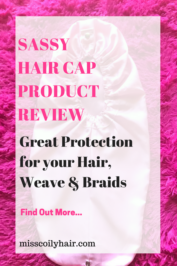 Sassy Hair Cap- The Hair Cap That Solves Your Hair Problems