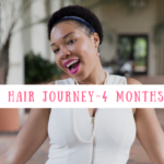 Natural Hair Journey. Best products for low porosity natural hair| misscoilyhair.com